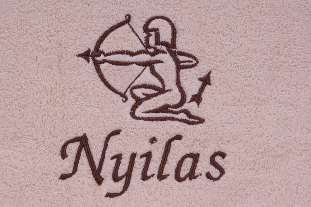 Horoszkópos törölköző Nyilas - BENITO WEBÁRUHÁZ 0716796e81